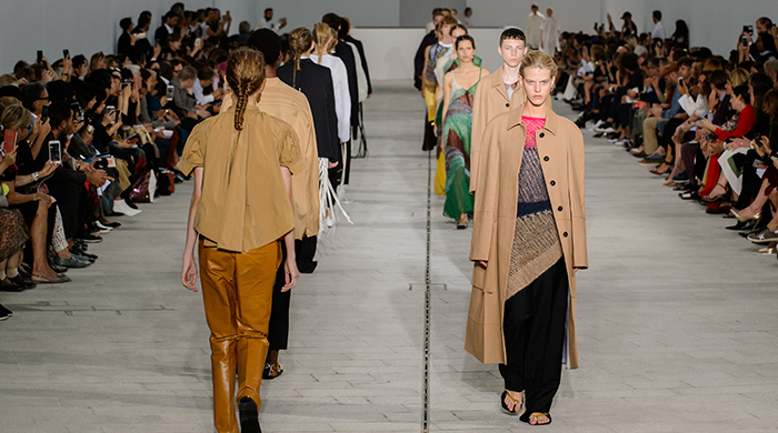 Milan Fashion Week: Jil Sander Spring/Summer '18
