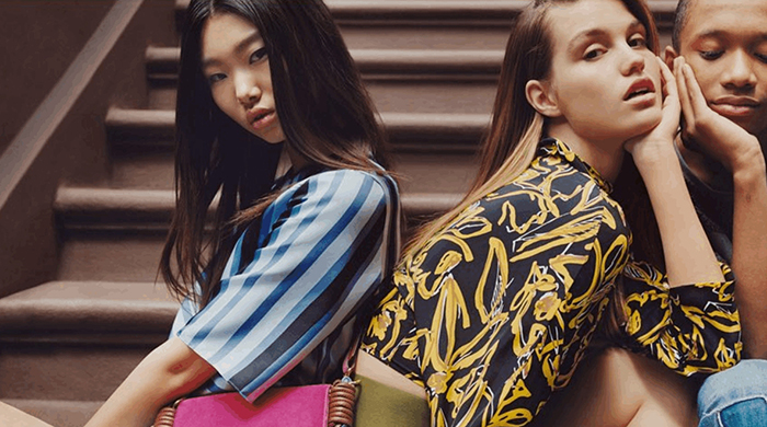 Sneak peek: Jonathan Saunders' debut campaign for Diane von Furstenberg