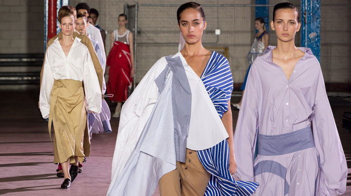 London Fashion Week: Joseph Spring/Summer '17