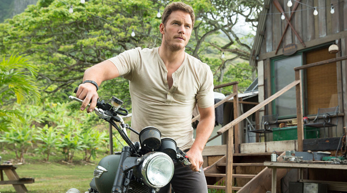 Watch now: The first official clip from Jurassic World