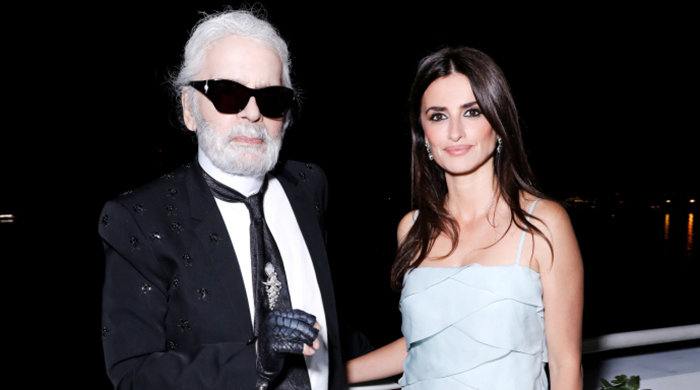 Chanel names Penelope Cruz as new muse