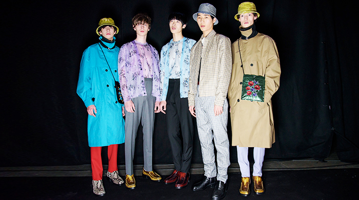 Men's Paris Fashion Week F/W'18: Lanvin and Kenzo