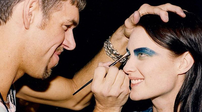 A documentary about makeup artist Kevyn Aucoin will be released next month
