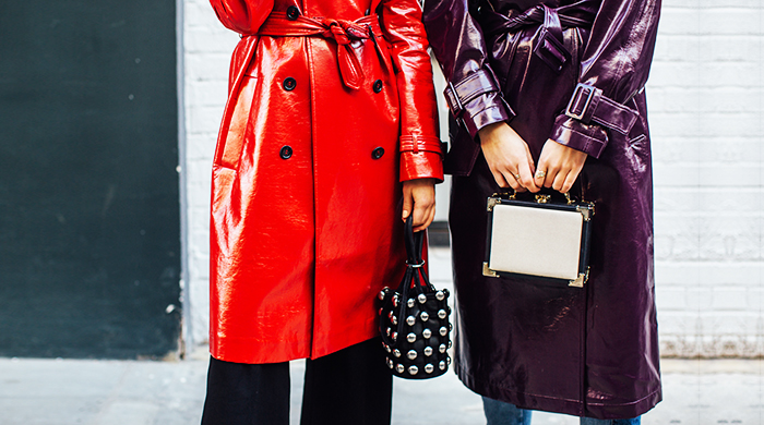 Part two: The best street style looks from London Fashion Week