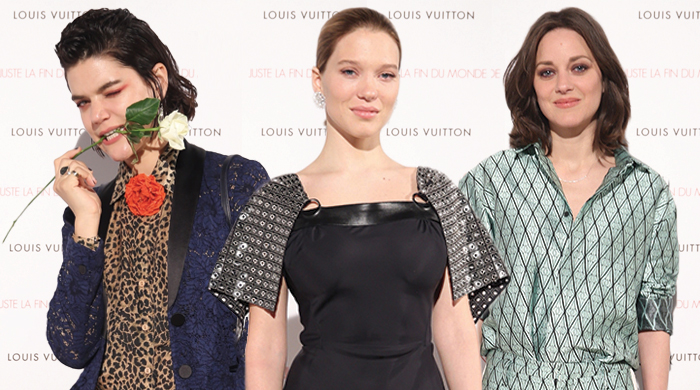Louis Vuitton special: It's Only the End of the World premiere
