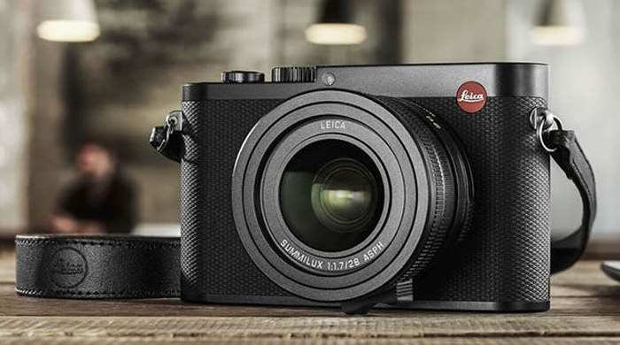 Leica unveils new fixed lens model – Leica Q