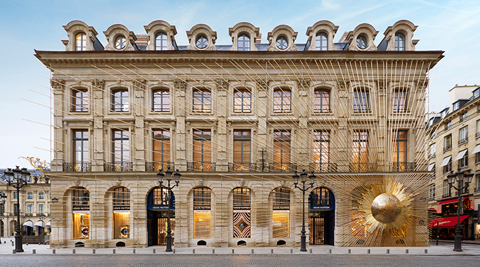 Must-see: Maison Louis Vuitton Vendôme