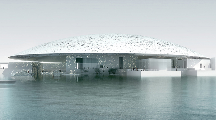 Works from the Louvre Abu Dhabi to go on show in Paris