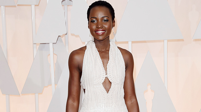 Lupita Nyong'o's Calvin Klein Oscars dress is stolen