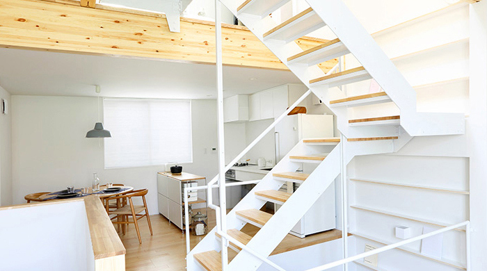 Muji designs a compact vertical house in Tokyo