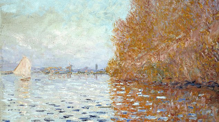 Man sentenced to jail time for punching a hole in Monet painting