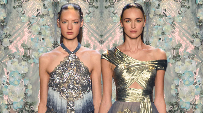 New York Fashion Week: Marchesa Spring/Summer '17