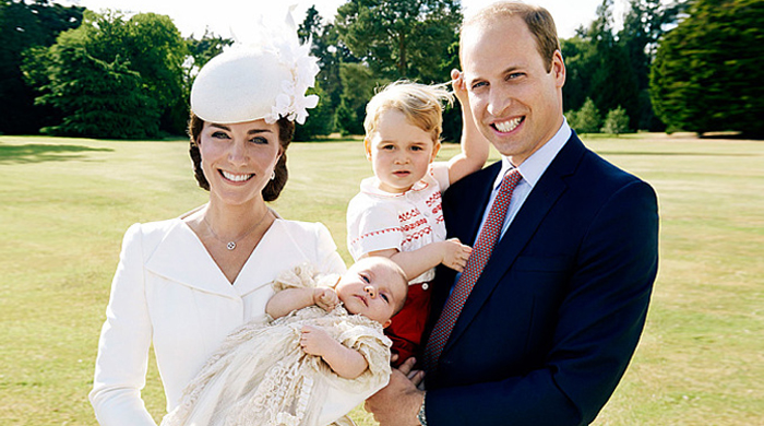Revealed: Mario Testino's gorgeous pictures of Princess Charlotte's christening