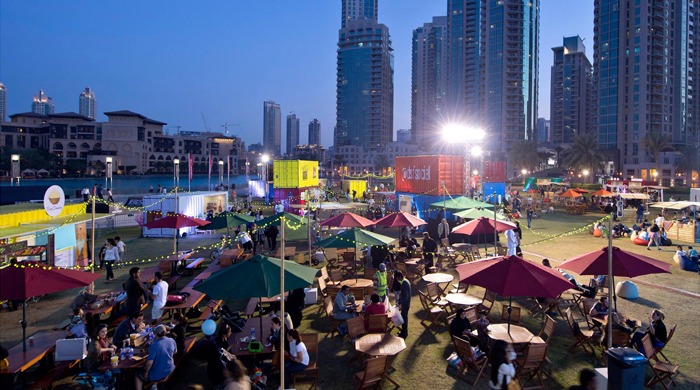 The Market OTB returns to Dubai for its second year