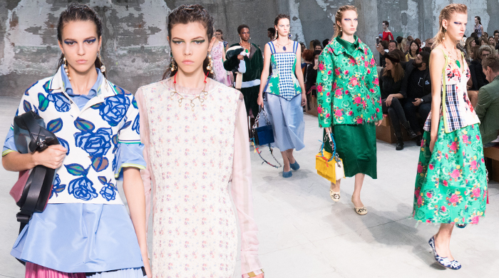 Milan Fashion Week: Marni Spring/Summer '18