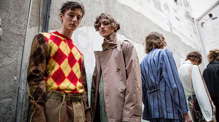 Men's Milan Fashion Week: Marni Spring/Summer '18