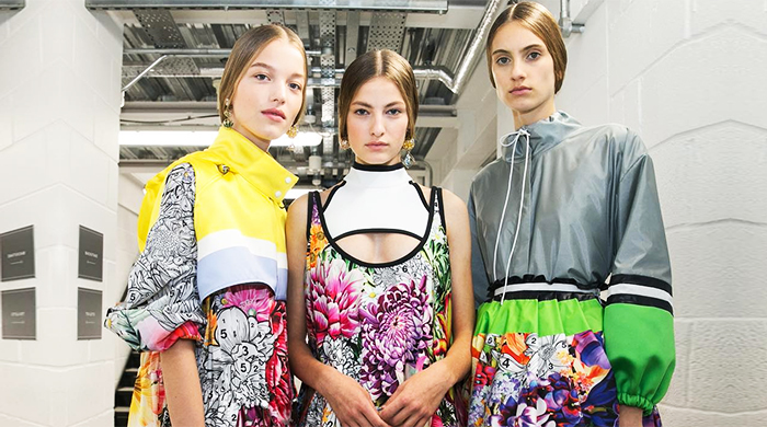 London Fashion Week: Mary Katrantzou Spring/Summer '18