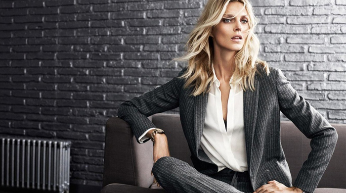Anja Rubik fronts Massimo Dutti's new campaign