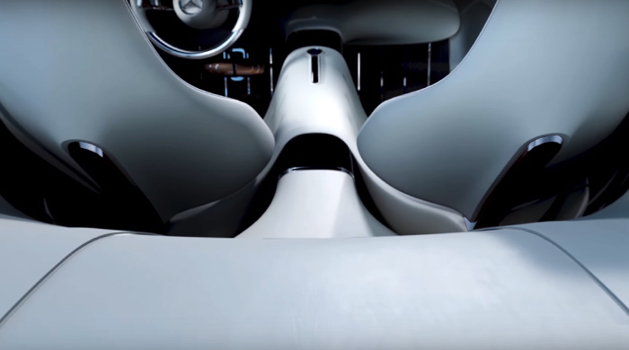 Must-watch: Mercedes teases new luxury concept car