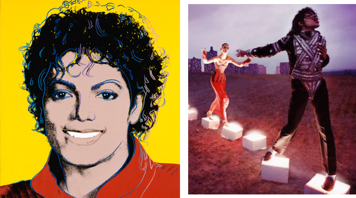 Hugo Boss and the National Portrait Gallery pay tribute to Michael Jackson