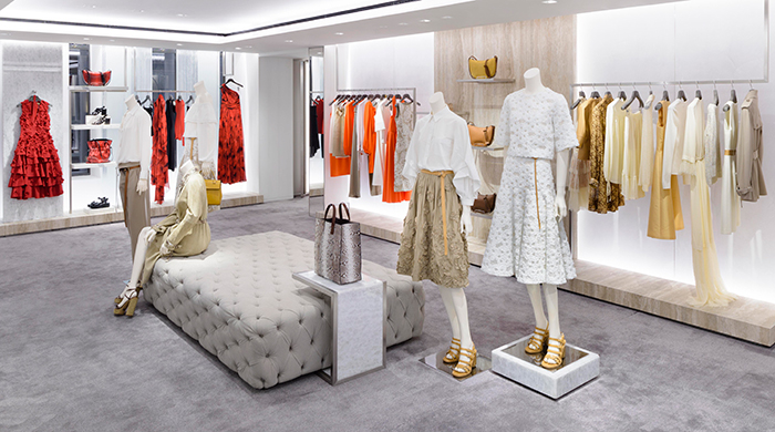 Michael Kors opens brand's largest flagship store in Europe