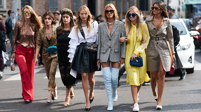 Milan Fashion Week SS18: Street style