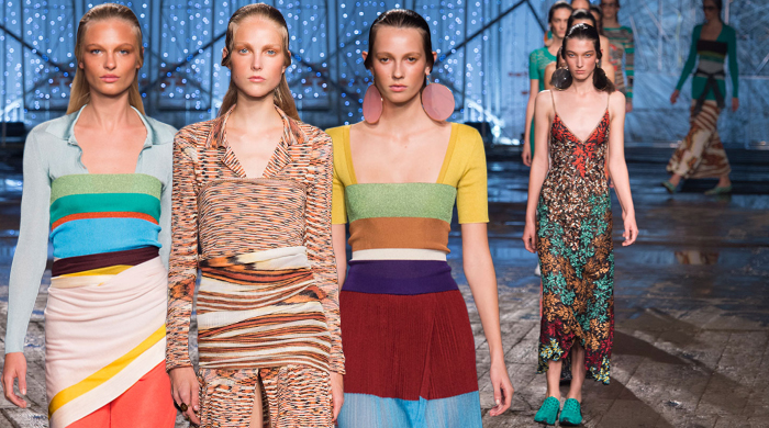 Milan Fashion Week: Missoni Spring/Summer '17