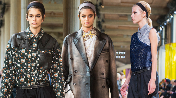 Paris Fashion Week: Miu Miu Spring/Summer '18