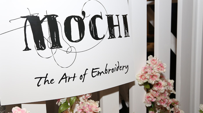 The Art of Tapestry by Mochi at Art Night