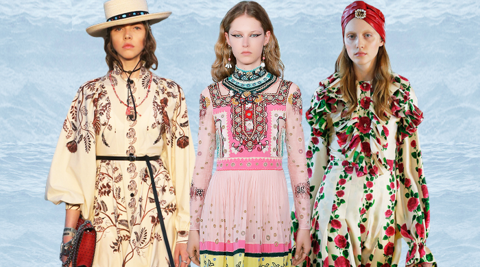 Modest dressing: The best runway looks from Cruise '18