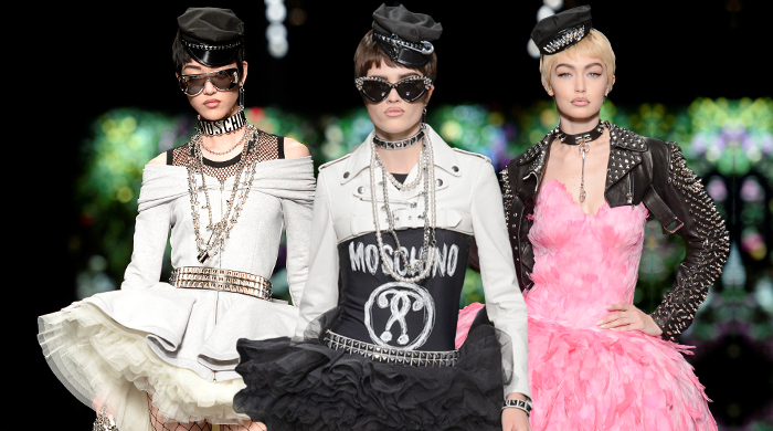 Milan Fashion Week: Moschino Spring/Summer '18
