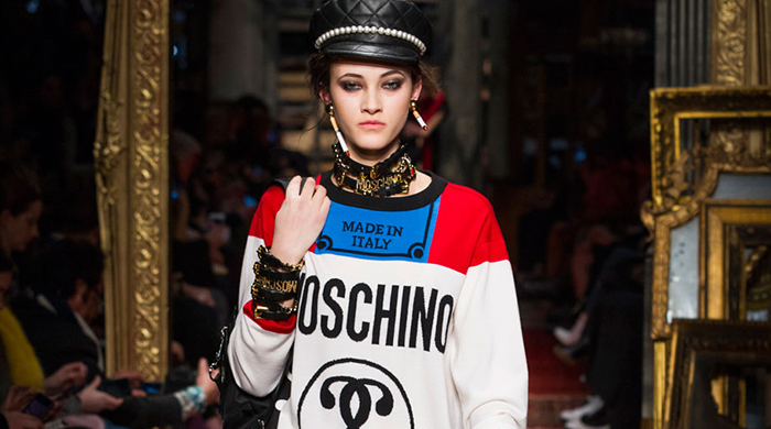 Moschino FW16 collection now available on Stylebop.com