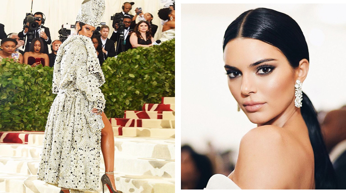 The most liked Instagram posts from the 2018 Met Gala