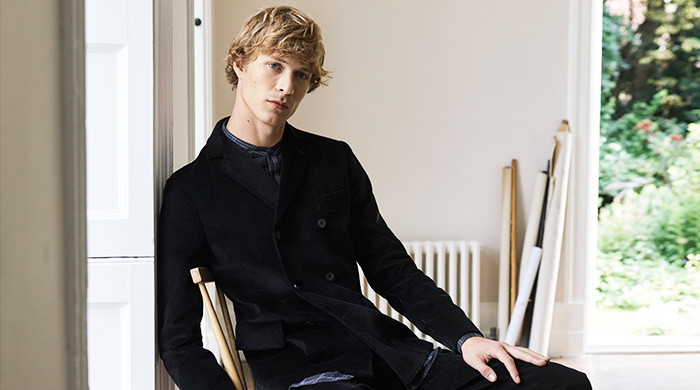 Mr Porter introduces new in-house label, Mr P.