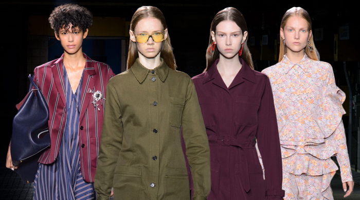 London Fashion Week: Mulberry Spring/Summer '17