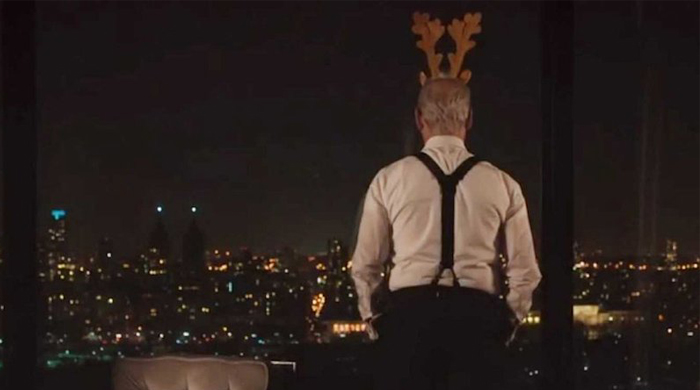 Watch now: Netflix release trailer for Bill Murray's Christmas special