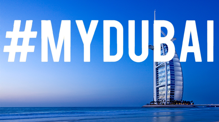 #MyDubai stories to be projected onto Burj Al Arab's sail