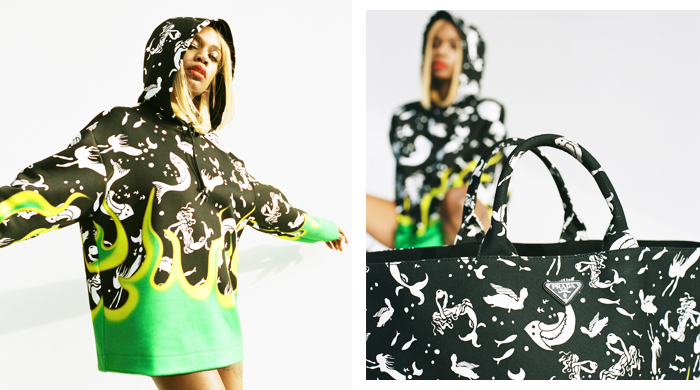 MyTheresa.com launches another exclusive Prada capsule collection