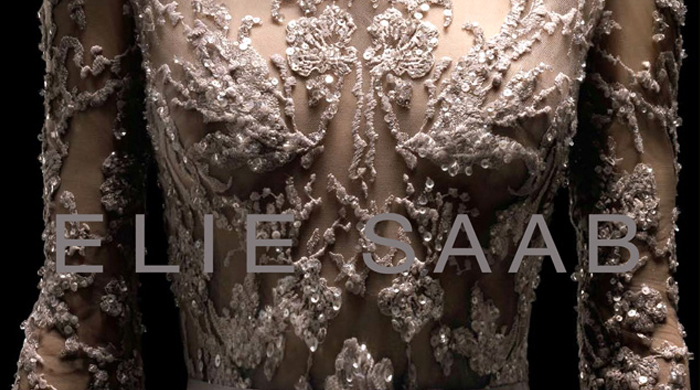"""My signature look is a combination of glamorous silhouette and feminine details"" – Elie Saab"