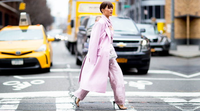 Part three: The best street style looks from New York Fashion Week