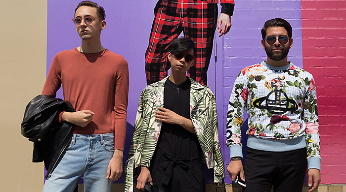 Men's New York Fashion Week: Street style part 2