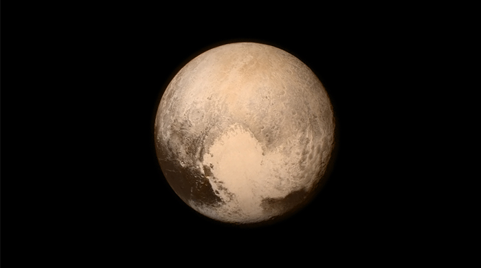 NASA shares the most detailed photo of Pluto ever taken