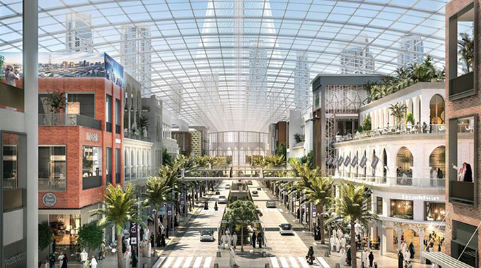 Dubai is getting a new mall that is set to be bigger than The Dubai Mall