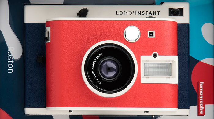 A look at the new Lomo'Instant Boston edition