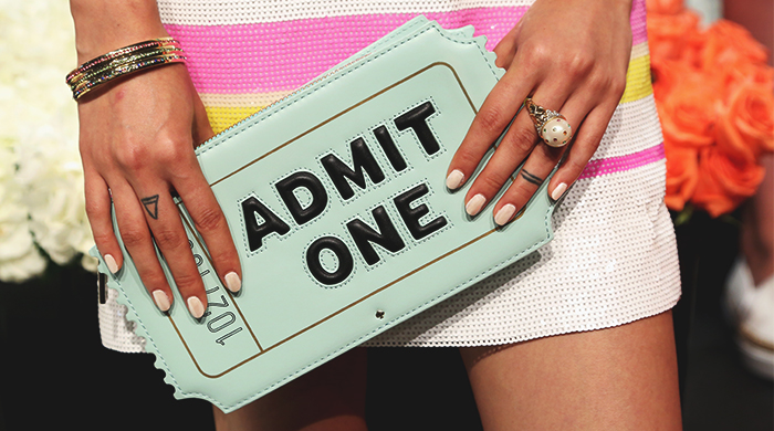New York Fashion Week: Kate Spade Spring/Summer 16