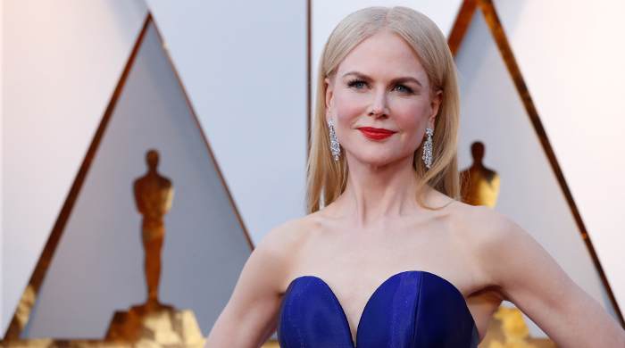 Nicole Kidman lands rights to Liane Moriarty's 'Nine Perfect Strangers'