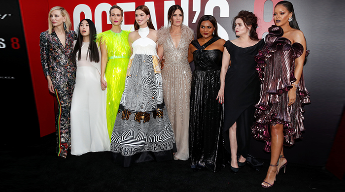 The 'Ocean's 8' world premiere in New York City was a stylish sisterhood affair