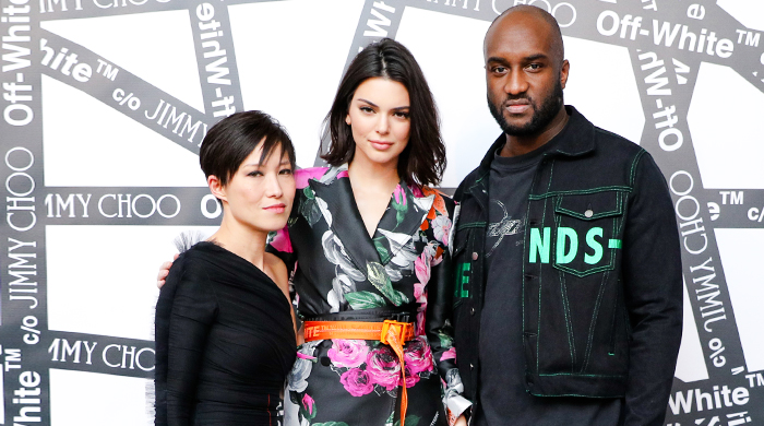 Inside the Off-White x Jimmy Choo soiree at NYFW