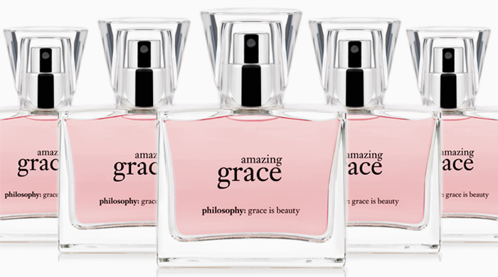 Buro Loves: Amazing Grace by Philosophy