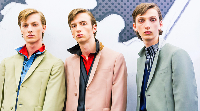 Men's Milan Fashion Week: Prada Spring/Summer '18